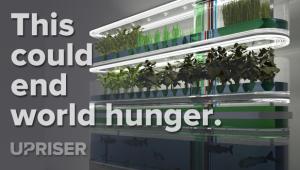 """""""Esto podría terminar el hambre mundial"""""""